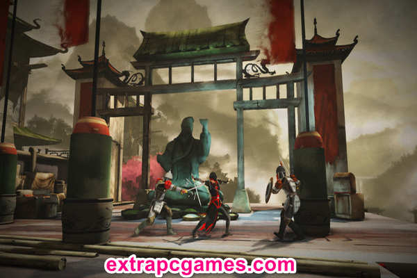 Assassins Creed Chronicles China Highly Compressed Game For PC