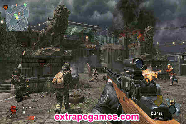 Call of Duty Black Ops Pre Installed Highly Compressed Game For PC
