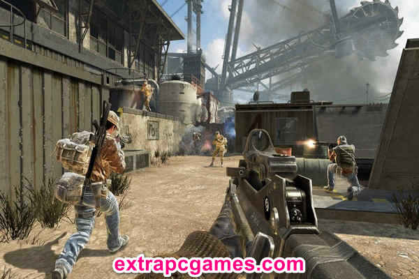 Call of Duty Black Ops Pre Installed PC Game Download