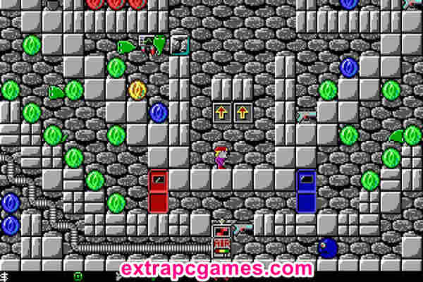 Crystal Caves Highly Compressed Game For PC