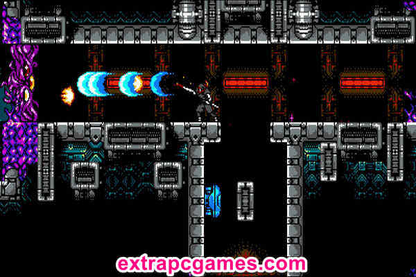 Cyber Shadow Highly Compressed Game For PC