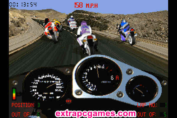Cyclemania Highly Compressed Game For PC