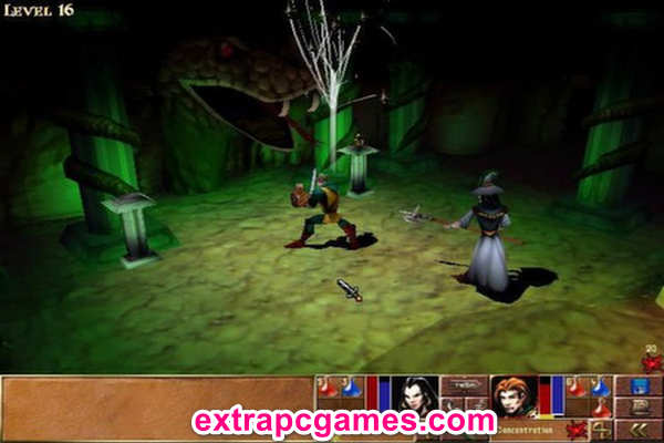 Darkstone Highly Compressed Game For PC
