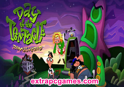 Day of the Tentacle Remastered Game Free Download