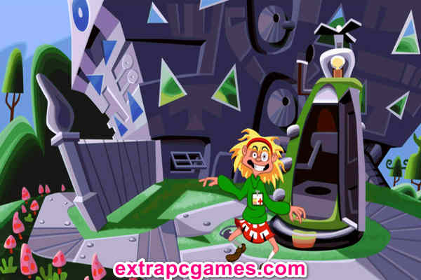 Day of the Tentacle Remastered Highly Compressed Game For PC
