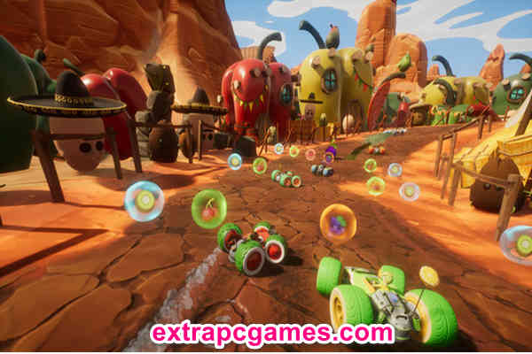 Download All-Star Fruit Racing Game For PC