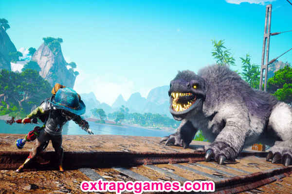 Download BIOMUTANT GOG Game For PC