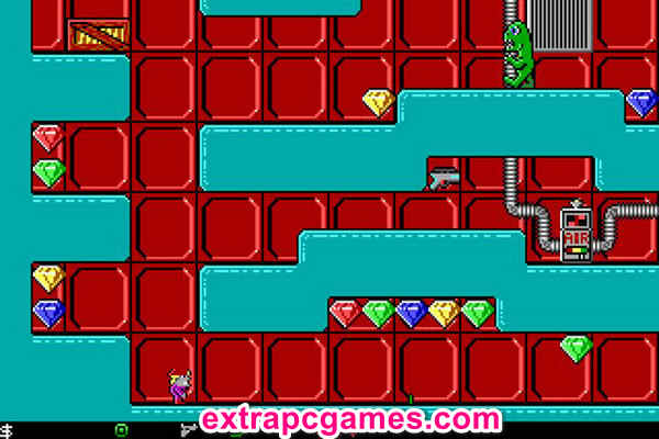 Download Crystal Caves Game For PC
