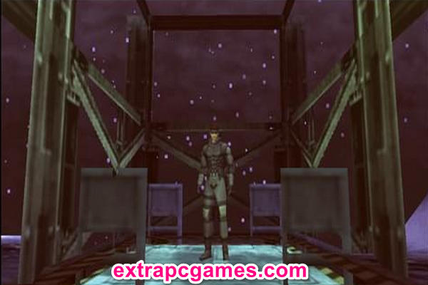 Download METAL GEAR SOLID Game For PC