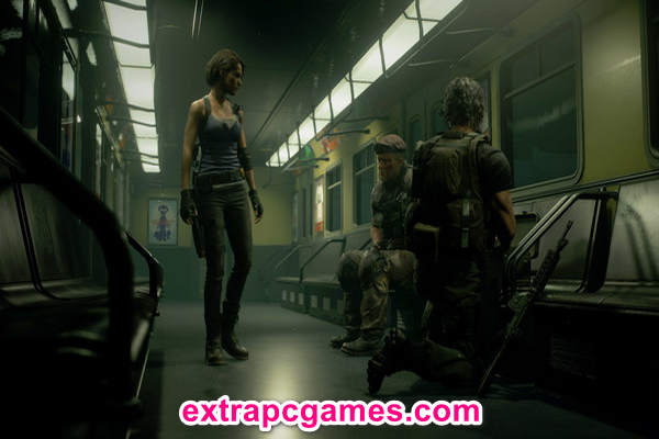 Download Resident Evil 3 Remake Game For PC