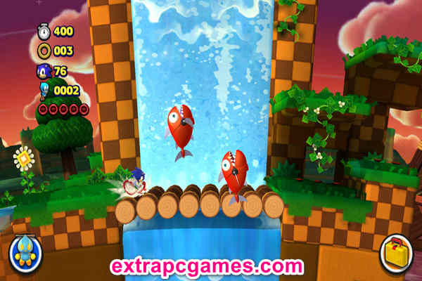 Download Sonic Lost World Game For PC