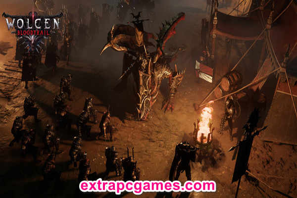 Download Wolcen Lords of Mayhem Game For PC