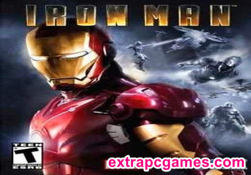 Iron Man Game Cover