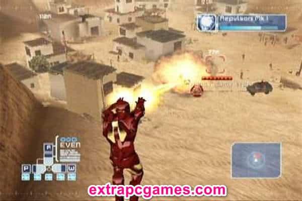 Iron Man Game Screenshot 1