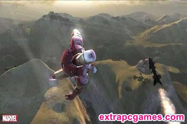 Iron Man Game Screenshot 3