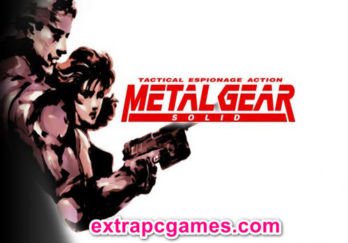 METAL GEAR SOLID Game Free Download