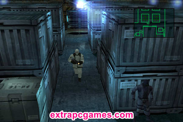 METAL GEAR SOLID PC Game Download