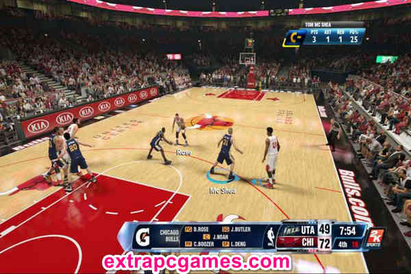 NBA 2K13 Highly Compressed Game For PC
