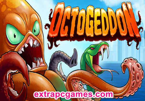 Octogeddon Game Cover