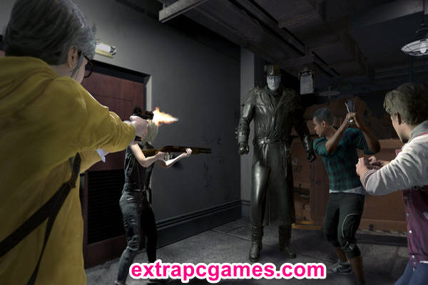 Resident Evil 3 Remake Highly Compressed Game For PC