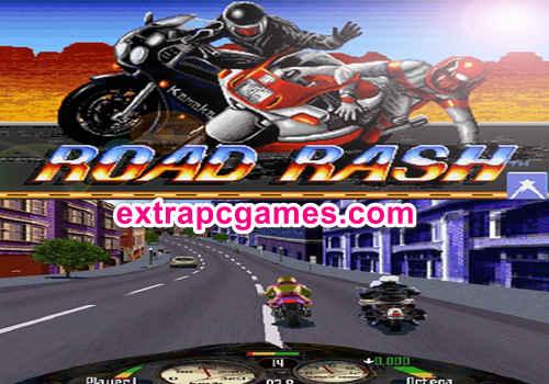 Road Rash 100% Working Game Free Download