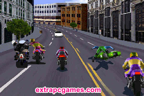Road Rash100% Working Highly Compressed Game For PC