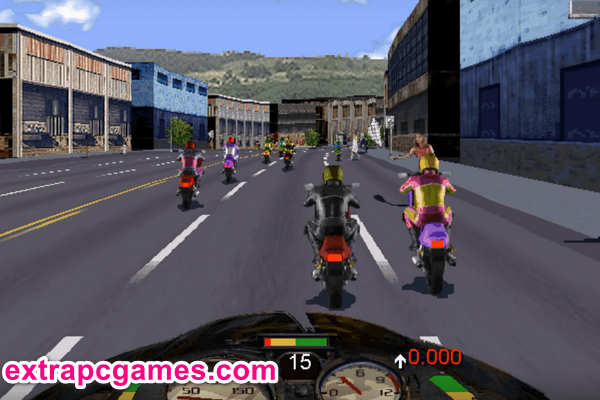 Road Rash 100% Working PC Game Download