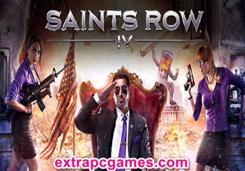 Saints Row 4 Game Free Download