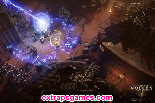 Wolcen Lords of Mayhem Highly Compressed Game For PC